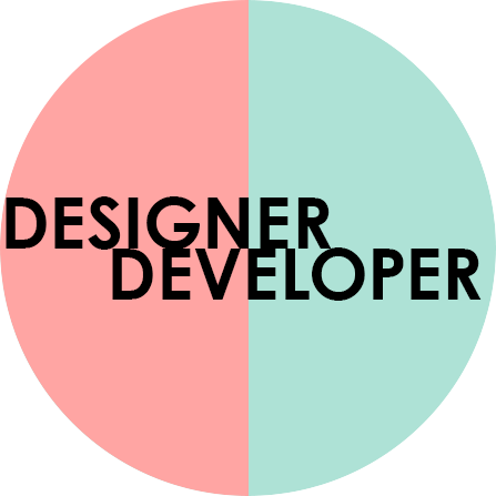 Designer + Developer